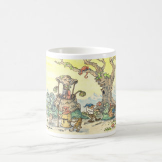 taza de la fantasía del gnomeparade