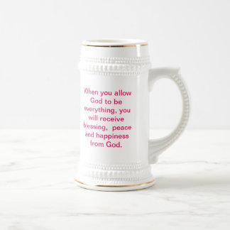 Taza de la fe