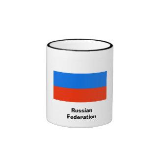 Taza de la Federación Rusa