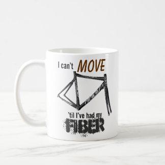 Taza de la fibra