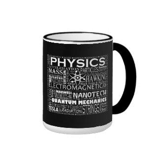 Taza de la física