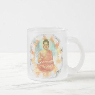 Taza de la flor de Buda