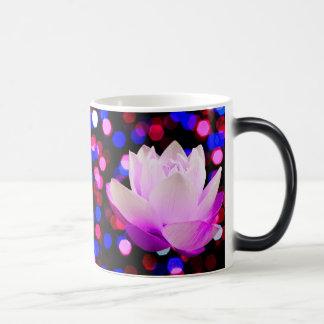 Taza de la flor de Lotus