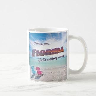 Taza de la Florida