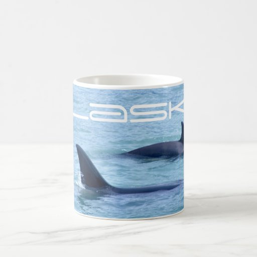 Taza de la foto de la orca