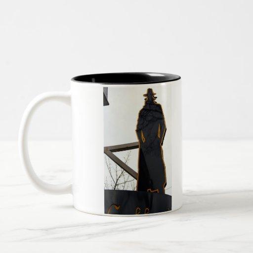 Taza de la foto de Ladro del café de Seattle
