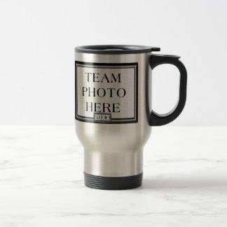 Taza de la foto del equipo, regalos de lucha del