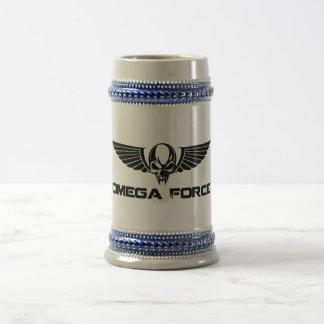 Taza de la fuerza de Omega