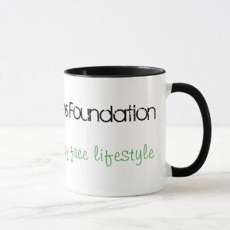 Taza de la fundación de Fiona Oakes