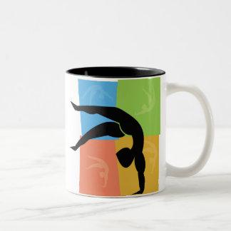 Taza de la gimnasia