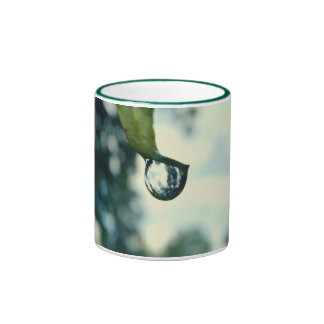 Taza de la gota de agua