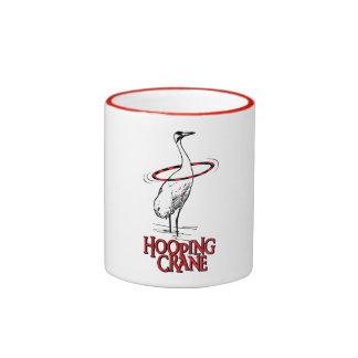 Taza de la grúa de Hooping
