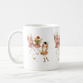 taza de la hada de la mariposa de los años 30
