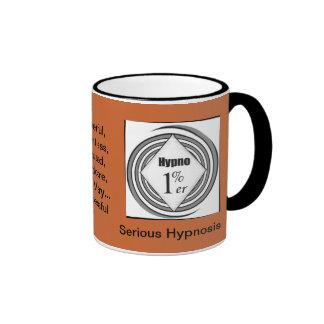 """Taza de la """"hipnosis seria"""" de Hypno-1%er"""