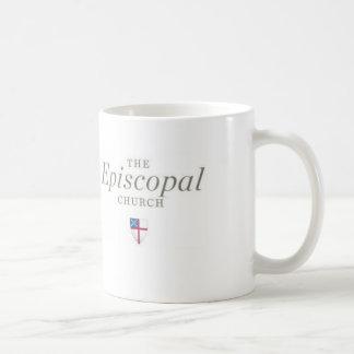 Taza de la iglesia episcopal