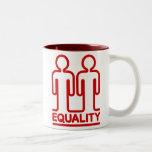 Taza de la igualdad