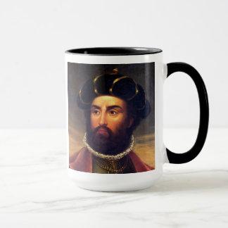 Taza de la imagen de Vasco da Gama