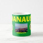 Taza de la imagen del BRASIL Manaus* el Amazonas