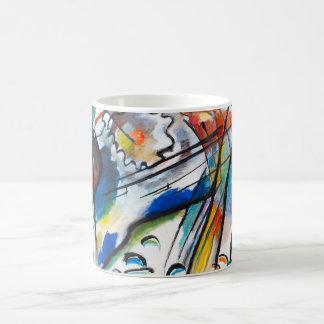 Taza de la improvisación 28 de Kandinsky