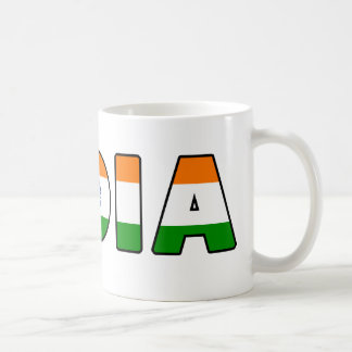 Taza de la India