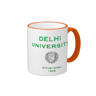 Taza de la India Delhi