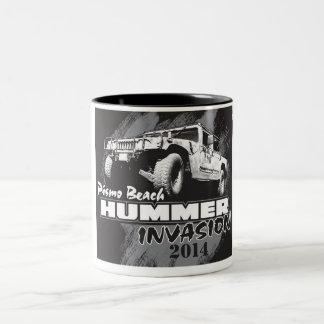 Taza de la invasión 2014 de Hummer