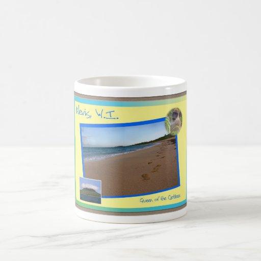 Taza de la isla de Nevis