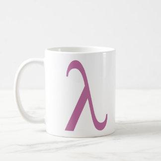 Taza de la lambda