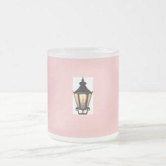 Taza de la lámpara de calle del gas de Braun LED