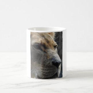 Taza de la leona