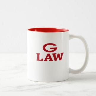 Taza de la ley de Georgia
