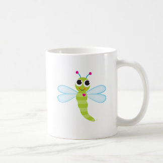 Taza de la libélula