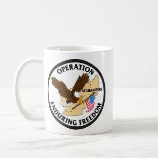 Taza de la libertad de operación que aguanta 2