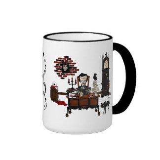 """""""Taza de la locura del Poe"""""""