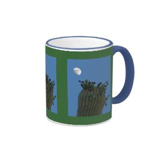 Taza de la luna del cactus