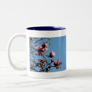 Taza de la magnolia