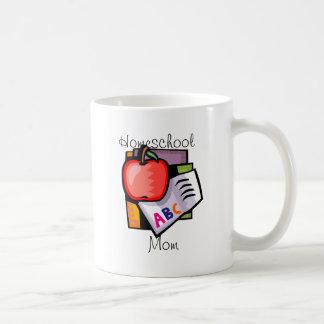 Taza de la mamá de Homeschool