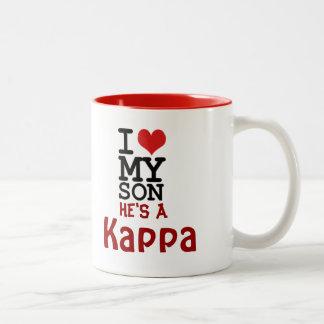 Taza de la mamá de Kappa