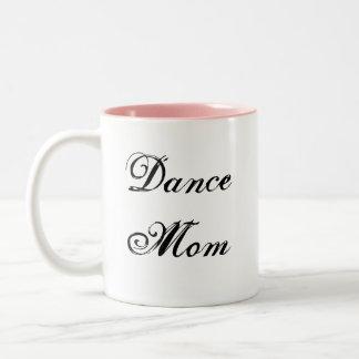 Taza de la mamá de la danza