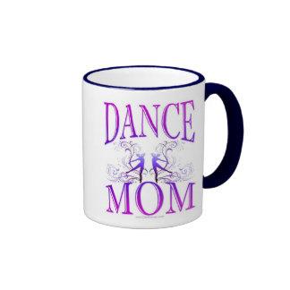 Taza de la mamá de la danza (personalizable)