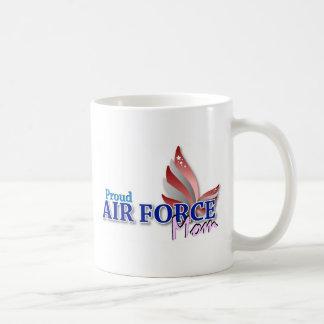 Taza de la mamá de la fuerza aérea