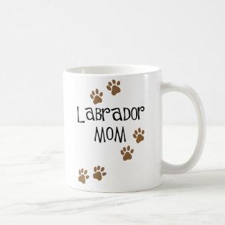 Taza de la mamá de Labrador