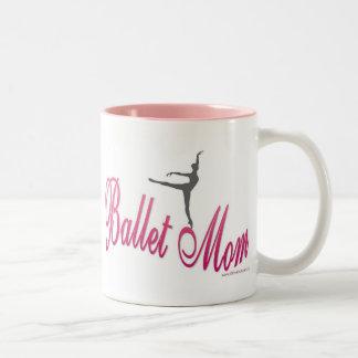 Taza de la mamá del ballet