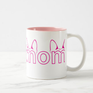 Taza de la mamá del Corgi