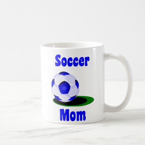 Taza de la mamá del fútbol