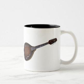 Taza de la mandolina