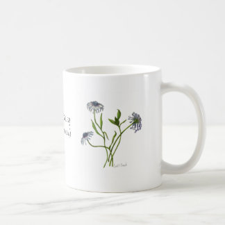 Taza de la margarita africana (Osteospermum)