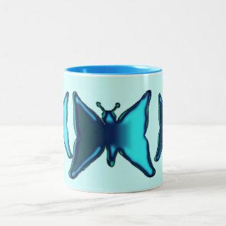 Taza de la mariposa