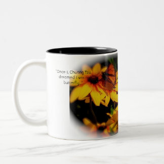 Taza de la mariposa - Daoist