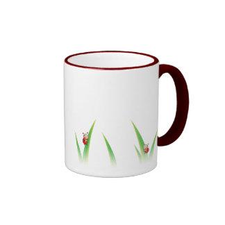 taza de la mariquita
